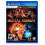 Mortal Kombat Combat Para Ps Vita Original Novo Promoção