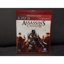 Jogo / Game Ps3 - Assassins Creed Ii (2)