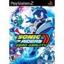 Sonic Riders Zero Grav Ps2 Patch Promoção Por Tempo Limitado