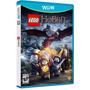 Jogo Wii U Lego Hobbit - Mídia Física