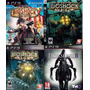 Bioshock Trilogia + Darksiders 2 Ps3 Código Psn