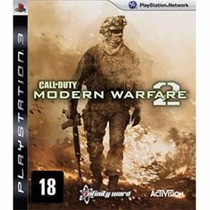 Call Of Duty Modern Warfare 2 Ps3 Original/lacrado
