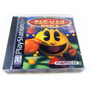 Pac Man World Original Psx Playstation 1 Psone Black Label