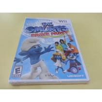 Jogo The Smurfs Dance Party Nintendo Wii Original Lacrado