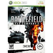Battlefield Bad Company 2 Jogo Xbox 360