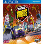 Toybox Turbos Ps3 - Código Psn Envio Via Email