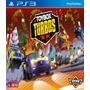 Toybox Turbos Ps3 - Código Psn Envio Via Email
