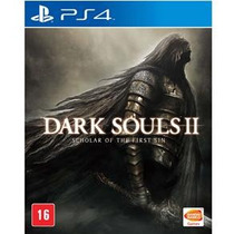 Jogo Ps4 Dark Souls 2 Scholar Of The First