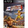 Fire Pro Wrestling Returns Ps3 Psn Midia Digiral Original