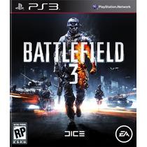 Jogo Battlefield 3 Playstation 3 Ps3 Fps Guerra Bf3 Shooter