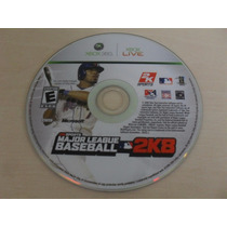 Major League Baseball 2k8 Original Somente Disco