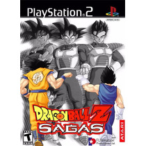 Patch Dragon Ball Z Sagas (play2) Aproveite