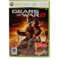 Gears Of War 2 - Xbox 360 - Novo Original Lacrado.
