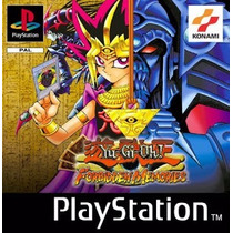 Yu-gi-oh! Patch Para Ps1 / Pc