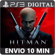 Hitman: Absolution Special Edition Ps3 Código Psn