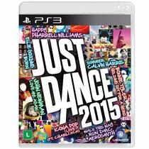 Just Dance 2015 - Ps3 - Lacrado - Em Português