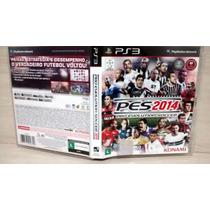 Pes 2014 Pro Evolution Soccer - Ps3