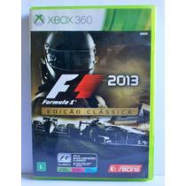 Formula 1 F1 2013 - Jogo Corrida Xbox 360 - Usado
