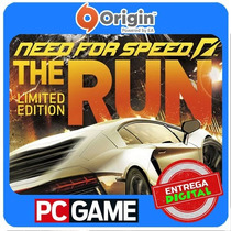 Need For Speed: The Run Limited Edition Ea Origin Cd-key