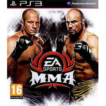 Ea Sports Mma Ps3 - Codigo Psn Envio Via Email