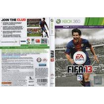 Fifa 13 Americano P/ Xbox 360 Original Frete R$7,00