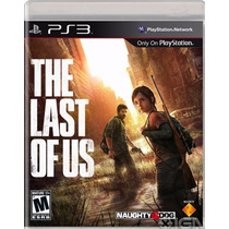 Jogo The Last Of Us Português Para Ps3 /semi Novo/barato!!!!