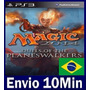 Magic 2014 Duels Of The Planeswalkers Ps3 Jogo Psn