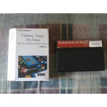 Master System - Fantasy Zone The Maze Original Tectoy