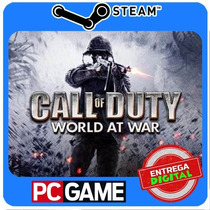 Call Of Duty World At War Pc Steam Cd-key Cod Waw