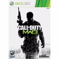 Jogo Xbox360- Call Of Duty: Modern Warfare 3 (original/ntsc)