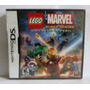 Lego Marvel Super Heroes - Jogo Nintendo Ds - Novo Lacrado