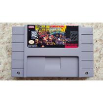 Donkey Kong Country 2 Em Português - Super Nintendo