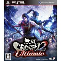 Musou Orochi 2 Ultimate Ps3 Lançamento!!!!