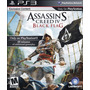 Assassins Creed Iv Black Flag Português Ps3 Blu-ray Midia