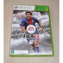 Fifa 13 Xbox 360 Midia Fisica
