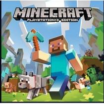 Minecraft/ Playstation®3 Edition Jogos Ps3 Digital Psn