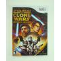 Star Wars The Clone Wars Republic Heroes / Wii - Original!