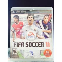 Fifa Soccer 11 Playstation 3, Semi-novo, Original