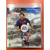 Jogo Fifa Playstation 3, Original Midia Fisica, Fifa 13