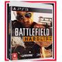 Game Battlefield Hardline Br Ps3 Português Blu-ray Lacrado