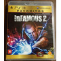 Infamous 2 - Playstation 3 - Americano - Seminovo
