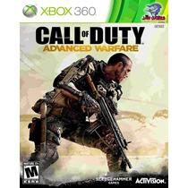 Jogo Xbox 360 - Call Of Duty - Advanced Warfare - Novo