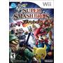 Jogo Novo Super Smash Bros Brawl Para Nintendo Wii