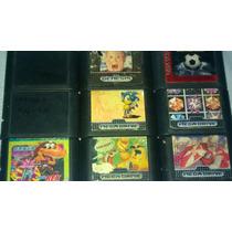 Jogos Para Sega Tectoy Mega Drive Genesis A Partir De R$15,0
