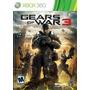 Gears Of War 3 - Mídia Física