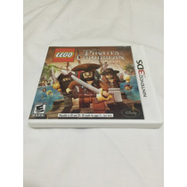 Lego Pirates Of The Caribbean + Lego Star Wars: Nintendo 3ds