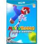 Mario Tennis Ultra Smash Wii U Midia Fisica Lacrado
