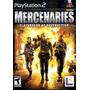 Mercenaries Playground Of Dest Ps2 Patch - Compre 1 E Leve 2
