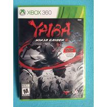 Jogo Yaiba Ninja Gaiden Z Mídia Física Xbox 360 - Lacrado