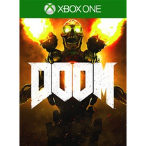 Doom - Versão De Pré-venda ( Xbox One - Para Jogar Online! )